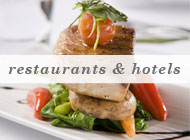 Personal Assistance - Hotels and restaurants