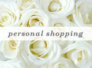 Personal Assistance - Gifts and personal shopping